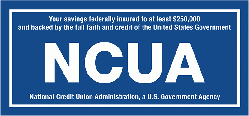 NCUA Web Logo Credit Union