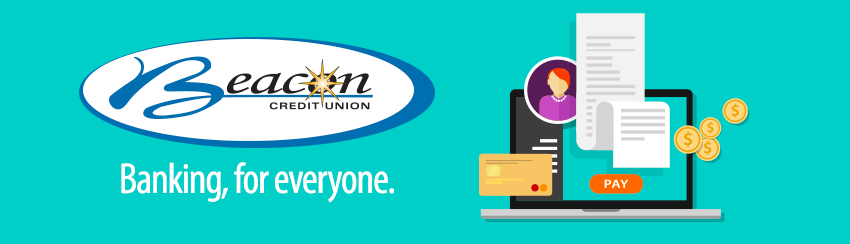 billpay beacon credit union banking for everyone
