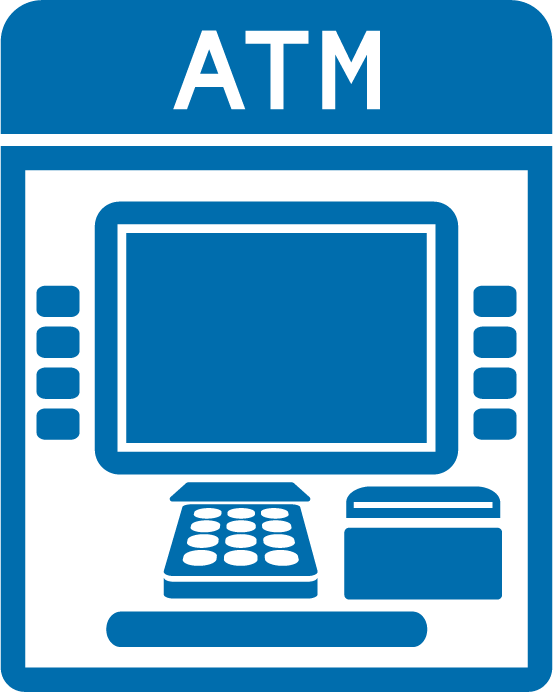 ATM Icon for ATM locations