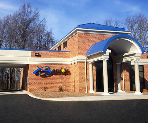 Picture of Beacon's Langhorne Road Lynchburg branch location