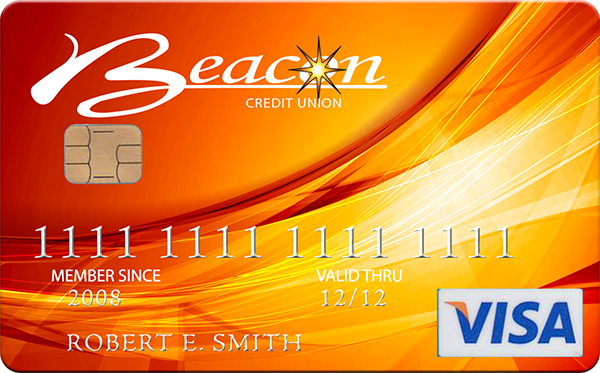 Classic Fire Visa Credit Card 2016 smaller